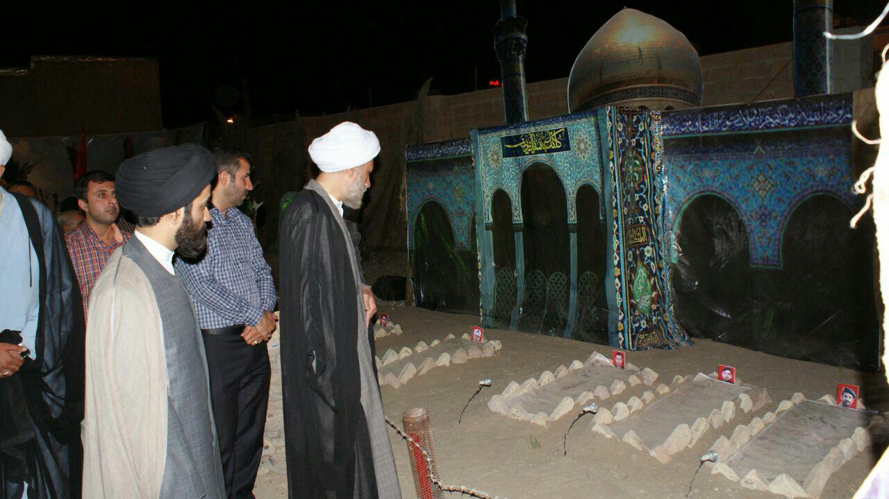 پایگاه فتح، نمایشگاه مدافعان حرم